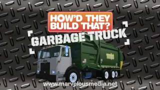 Download How'd They Build That? Garbage Truck DVD Video