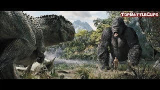 Download King Kong 2005 - Best Scenes II V-Rex vs King Kong Video
