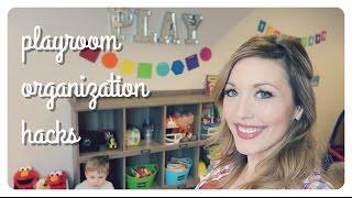 Download playroom organization hacks   brianna k Video