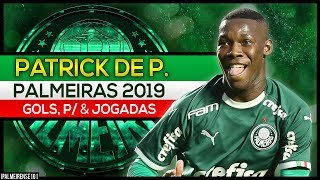 Download Patrick de Paula ● Gols, Passes & Jogadas ● Palmeiras 2019 HD Video
