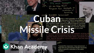 Download Cuban Missile Crisis | The 20th century | World history | Khan Academy Video