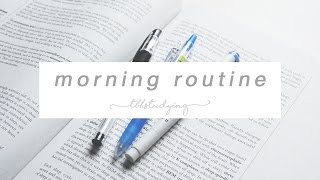Download morning study routine ; summer 2016 Video