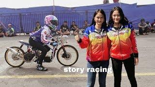 Download Ridernya Kawahara RESTU PUTRI Temenya Wiwi Mungils Nyobain Mesin Matic injeksi 200cc Video