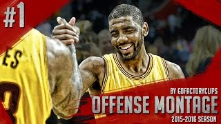 Download Kyrie Irving Offense Highlights 2015/2016 (Part 1) - Uncle Drew INSANE Handles, Crossovers, CLUTCH! Video