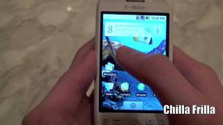 Download Chilla Frilla - T-Mobile myTouch 3G Unboxing and Review (HD) 720p Video