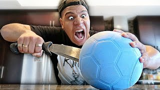 Download THIS BALL CAN NOT BE POPPED!! (IMPOSSIBLE CHALLENGE) Video