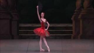 Download Don Quixote grand pas de deux - Svetlana Zakharova and Andrei Uvarov Video