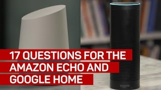 Download 17 questions for the Google Home and Amazon Echo Video