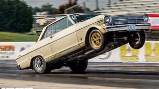 Download 400ft Wheel Stand - The 1100hp TT Crusty Nova! Video