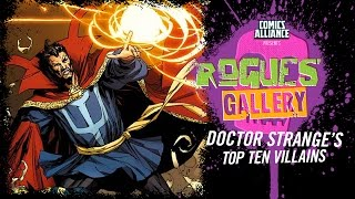 Download 10 Greatest Doctor Strange Villains - Rogues' Gallery Video