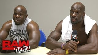Download The Titus Brand addresses its ″rate of failure″: Raw Fallout, June 5, 2017 Video