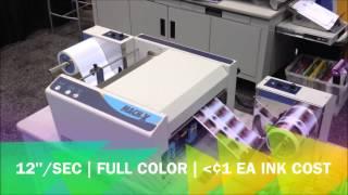 Download Rena Mach X - Digital Color Label Printer Video