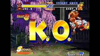 Download [TAS] Real Bout Fatal Fury 2: The Newcomers - Joe Higashi Video