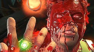 Download INJUSTICE 2 All Death Scenes (Justice League 2017) Video