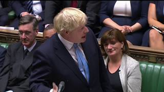 Download Live: MPs debate Boris Johnson's call for an early general election | ITV News Video