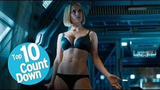 Download Top 10 Needlessly Sexualized Female Movie Characters Video