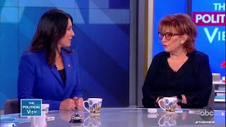 Download Tulsi Gabbard Shares Day 1 Plan in Oval Office | The View Video