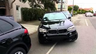 Download BMW X6 M Sport Parking Assist ( Self auto park ) Video