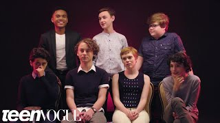 """Download The Cast of """"It"""" Rates Everyday Scary Things 