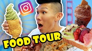 Download EATING TOUR: Top INSTAGRAM Food Spots In SF    Life After College: Ep. 550 Video