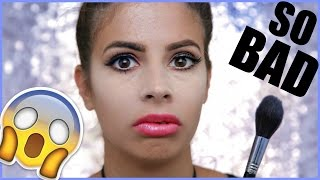 Download PRODUCTS I HATE MAKEUP TUTORIAL Challenge | LAURA LEE Video