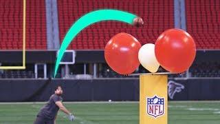 Download Super Bowl Stadium Trick Shots | Dude Perfect Video