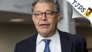 Download Franken Points Finger At Republican Harassers While Resigning Video