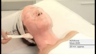 Download CASMARA Algae Peel Off Facial Mask (part 2) English Video