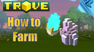 Download TROVE - how to farm radiant shards [tutorial] guide ps4 gameplay 2017 Video