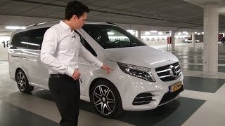 Download 2017 Mercedes V Class - More Space with S Class Luxury? V250d AMG Long Review and POV Drive Video