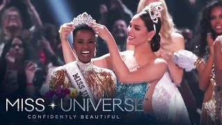 Download South Africa's Zozibini Tunzi is Miss Universe 2019 | Miss Universe 2019 Video