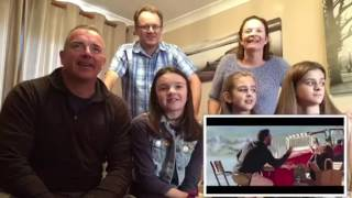Download Raatein Song Reaction | Shivaay | By Abigail Eames & Family Video