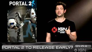 Download Wii 2 HD Controller & Portal 2 Giveaway - IGN Daily Fix, 4.15.11 Video