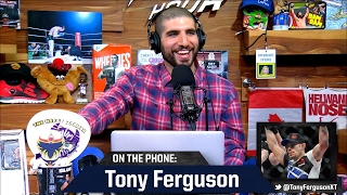 Download Tony Ferguson Responds to 'Little B*tch' Nate Diaz: 'Act Interested' or 'Get The F*ck Out' Video