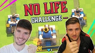 Download Defi Clash Royale ″NO LIFE CHALLENGE″ avec AGENTGB !! Video
