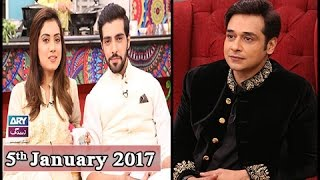Download Salam Zindagi - Guest: Furqan Qureshi & Sabrina Naqvi - 5th January 2017 Video