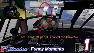 Download iRacing Funny Moments - Best and Worst of Rookie Street Stock and PickUp Cup Video