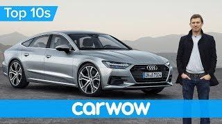 Download New Audi A7 2018 – but is it different enough? | Top10s Video