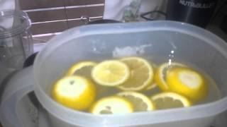 Download Lose Weight Fast with LEMON, GINGER Weight Loss Detox Tea Video