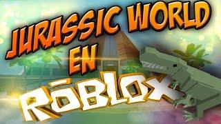 Download JURASSIC WORLD EN ROBLOX!! EL APATOSAURIO QUE ANSIABA SU LIBERTAD!! Video