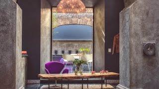 Download Contemporary Restoration of a Classic Colonial Home in Guanajuato, Mexico Video