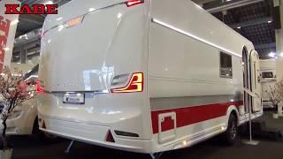 Download Ein kleinerer Wohnwagen mit KABEs einzigartiger Küchenlösung Video