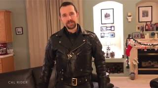 Download Unboxing Langlitz Leathers Video