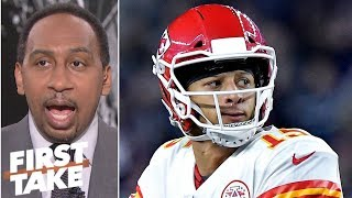 Download Chiefs, not Patriots, will represent AFC in Super Bowl - Stephen A. | First Take Video