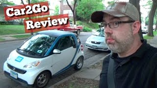 Download Car2Go Review Video
