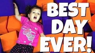 Download THE BEST DAY EVER! - October 12, 2016 - ItsJudysLife Vlogs Video