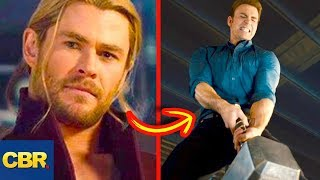 Download 10 Superhero Characters Who've Lifted Thor's Hammer Video