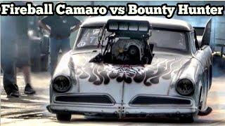 Download Fireball Camaro vs Bounty Hunter at Winter Meltdown No Prep Video