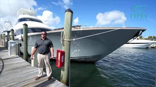 Download 2019 Viking Yachts 92' Sky Bridge - For Sale with HMY Yachts Video