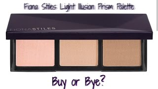 Download FIONA STILES Light Illusion Prism Palette-Buy or Bye Video